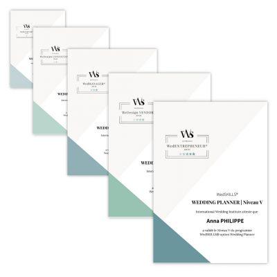 Certificats WS