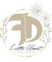 LOGO Laëtitia Clément Floral Designer